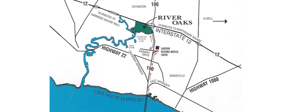 River Oaks Estates (Map)